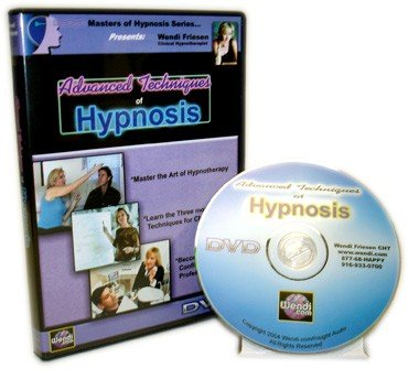 Advanced Techniques of Hypnosis, Fantastic for Learning Hypnotherapy, Secrets of Great Hypnotherapists, from Wendi