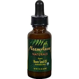 Neem Aura - Neem Seed Oil, 1 fl oz liquid