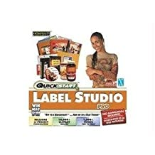 WITH QUICKSTART LABEL STUDIO PRO DELUXE, YOU CAN CREATE ALL KINDS OF LABELS FOR