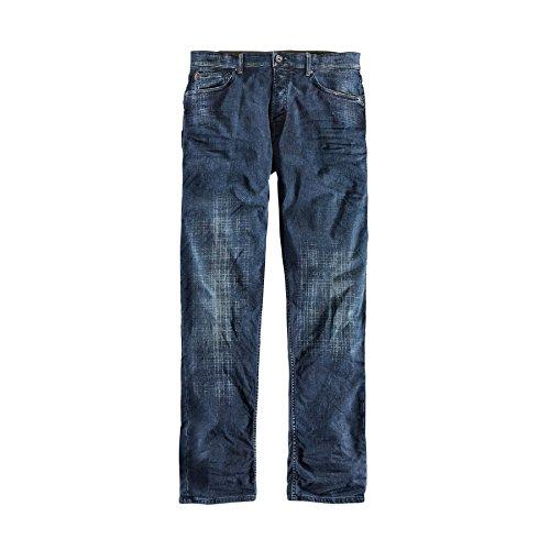 Wrights Five Pocket Jeans Blu