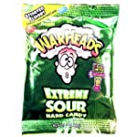 Warheads Extreme Sour Candy 1 oz (28g...
