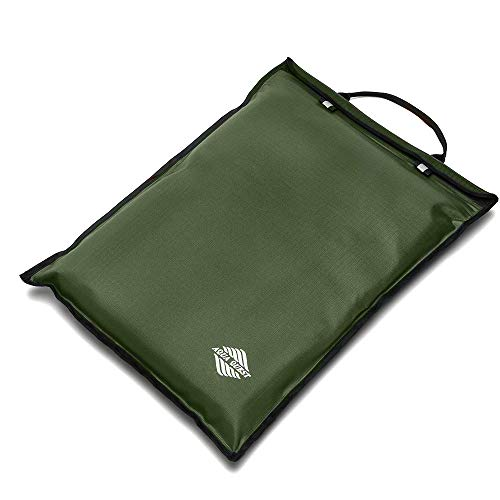 Aqua Quest Storm Laptop Case - 100% Waterproof Pouch for Apple, Samsung, Acer, Dell, Asus, Lenovo, HP Lightweight Sleeve - 11, 13, 15, 17 inch - Red, Black, Blue, Green, ()