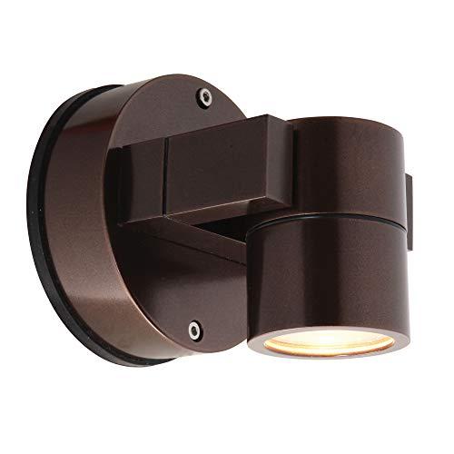 Access Lighting 20351LEDMG-BRZ/CLR Marine Grade Wet Location LED Spotlight