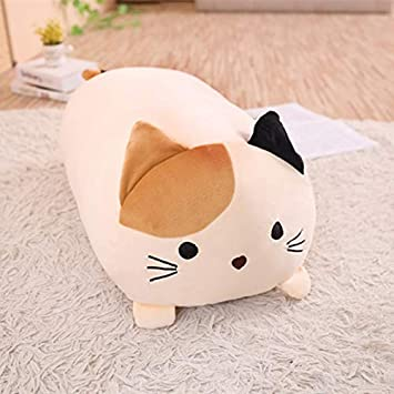 Ocamo Squishy Chubby Cute Animal Plush Toy Soft Cartoon Pillow Cushion Pink pig 60cm Merry/Christmas