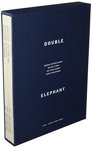 Double Elephant 1973-74: Manuel Álvarez Bravo, Walker Evans, Lee Friedlander, Garry -