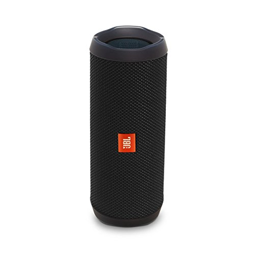 Electronics : JBL Flip 4 Waterproof Portable Bluetooth Speaker (Black)