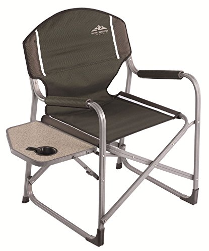 Northwest Territory Director's Chair with Fold-Up Side Table / Camping, - Stores North West