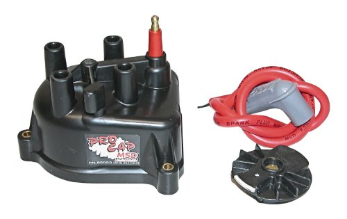 (MSD Ignition 82933 Cap & Rotor Kit - 94-01 Acura Integra GSR)