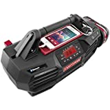 Craftsman C3 19.2-Volt Stereo and Charger with Bluetooth Technology Battery Charging Port2 Power Source OptionsAM/FM/AUX/Bluetooth ModesUSB Charging PortAUX Output Jack
