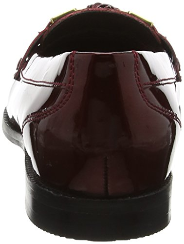 Van Dal Women's Murray Loafers Red (Mulberry Prisd Patent) DHHt70xM