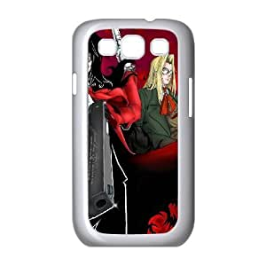 High Quality Specially Designed Skin cover Case Hellsing Samsung Galaxy S3 9300 Cell Phone Case White