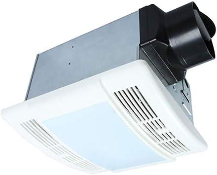 Bathroom Fan With Light Ultra Quiet 90cfm 1 5sone Ventilation Fan