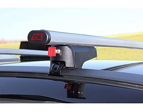 Dachtr/äger Pick-Up f/ür Audi A3 Sportback Rameder Komplettsatz 111287-05143-12