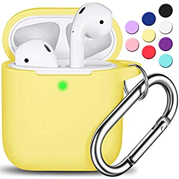 Amazon.com: USSJ Compatible for AirPods Case Cover with