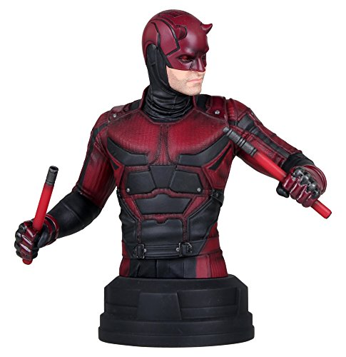 The Collector Marvel Costume (MARVEL Daredevil Mini Bust (Netflix) Statue)
