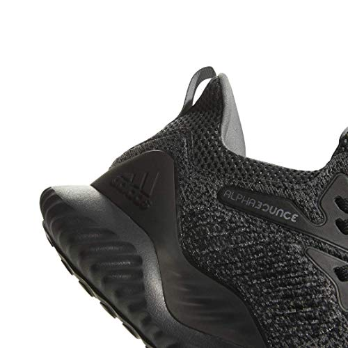 adidas Men's Alphabounce Beyond Running Shoe, Carbon/Grey/Black, 7.5 M US by adidas (Image #9)