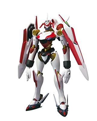 Robot Spirits Nirvash Type ZERO Spec2 Action Figure