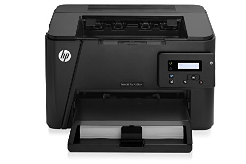 HP Laserjet Pro M201dw Wireless Monochrome Printer, Amazon Dash Replenishment Ready (CF456A) (Renewed) (Hewlett Packard 1102w Laserjet Wireless Monochrome Printer)