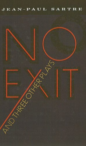 No Exit and Three Other Plays by Jean-Paul Sartre (1989-10-01)