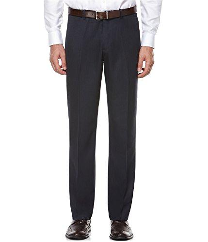 - Perry Ellis Mens Portfolio Dress Pant Slacks, Blue, 29W x 30L