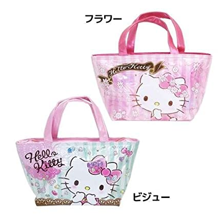 Buy  Hello Kitty  Curator to bag lunch bag flower Online at Low Prices in  India - Amazon.in 698333f792792