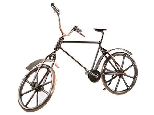 1-P Home Decor Bicycle Metal Figurines DIY Bicycle Craft For Friend Birthday Best Gift Desktop Decoration Figurine Statue Kangsanli