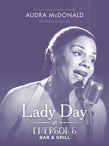 Lady Day at Emerson's Bar & Grille (Lady Day At Emersons Bar & Grill Hbo)