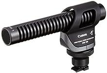 Canon DM-100 - Micrófono para videocámara Canon HF10, Blanco