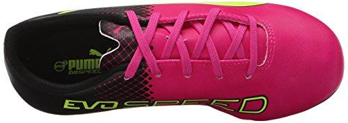 FG Pink Yellow Puma Little Kid Jr Safety Skate Big Shoe 5 Tricks Glo Kid evoSPEED 5 wqWIH1q
