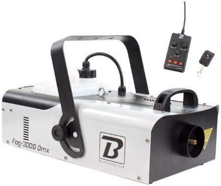 BoomToneDJ FOG 3000 DMX Machine /à Fum/ée