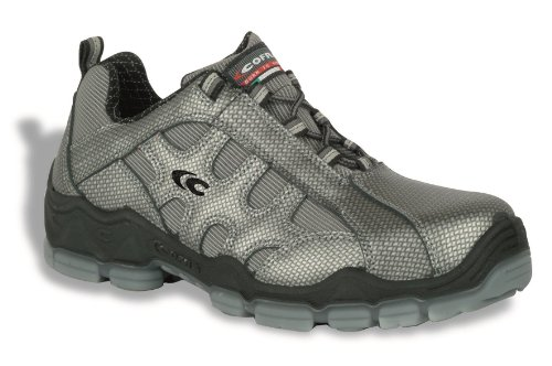 Cofra 20030-000.W41 Size 41 S1 P SRC Miro Safety Shoes - Grey clearance best wholesale cheap price discount authentic free shipping low price fee shipping e4qlQd