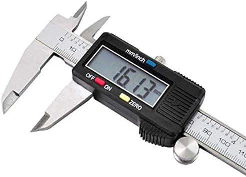 MTCWD Digital Caliper Vernier Caliper Vernier Caliper Measuring Tool Digital Micrometer 150Mm