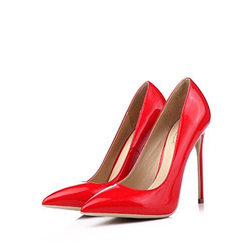 12cm con Tacones El 12CM Club Que Forman Los De Mujeres Las De De Red La Corte Altos Partido Atractivo del La Altos Nocturno Mujer Los El 5 Los 5 Zapatos UK Trabajo Casan Zapatos EU 38 1wYqdAfA