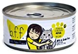Best Feline Friend Cat Food, Tuna and Chicken 4Eva Recipe, 5.5-Ounce Cans (Pack of 16), My Pet Supplies