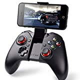 LYXF Bluetooth Wireless Gamepad Controller Mouse Function Mobile Phone Tablet PC Android TV Box Joystick