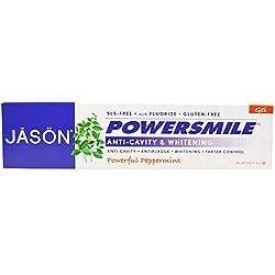 Jason's Powersmile Coq10 Fluoride Toothpaste ( 1x6 OZ)