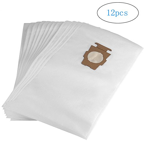 Mumaxun 12pcs Vacuum Bags for Kirby Sentria F/T Series G10 G10E Vacuum Cleaner Replacement 205808, 204808, 205803, 204803, 204811, 204811G ()