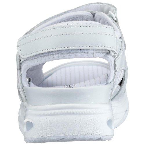 9102115 Chung Step Texas Shi Sandalias Blanco mujer para Sandale AuBioRiG Comfort xBBwSAYq