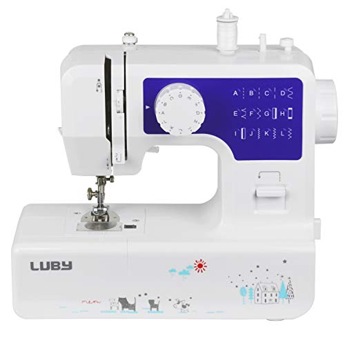 learning sewing machine - 6
