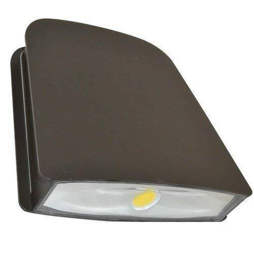 Morris 71326 Slim Line LED Combo Wallpack and Floodlight, 7500 Lumens, 120-277V, 86W