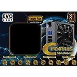 EVO LABS CRONUS650W Cronus Modular 650 Watt 80+ Cert PSU - (  gt; PSPS)