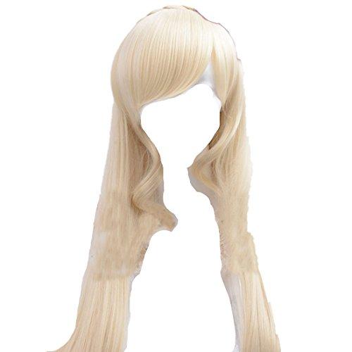 Mister Bear Super Dangan Ronpa 2 Sonia Nevermind Cosplay Costume Wig]()