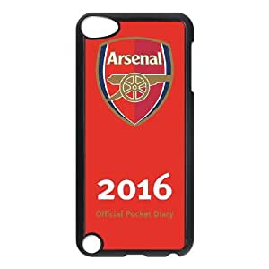 DIY phone case Arsenal FC skin cover For Ipod Touch 5 SQ973411