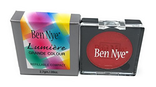 Ben Nye Lumiere Grande Colour (Cherry Red) (Design Shimmering Snap Stars)