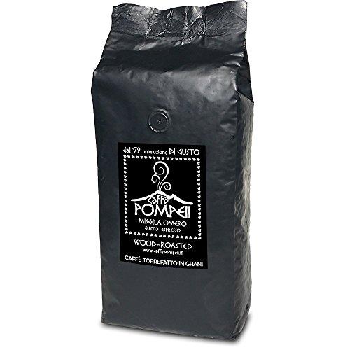 Caffe Pompeii Whole Bean Espresso   2 2 Pound Bag   Omero Espresso