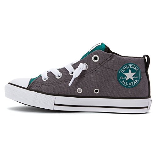 Converse Chuck Taylor All Star Street Mid - Zapatillas para niños Rebel Teal