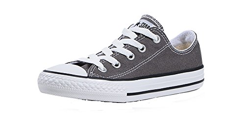 Converse CT All Star SP OX Little Kids Shoes Fashion Sneakers Charcoal - In Outlets Ct