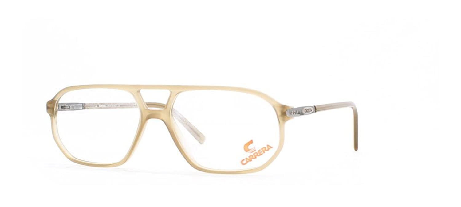 Carrera 6019 9UD Brown Authentic Men - Women Vintage Eyeglasses Frame