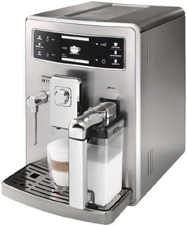 Saeco HD8944/01 - Cafetera Saeco Xelsis espresso automática 1500W ...