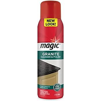 Amazon Com Magic Stone Clean And Polish Aerosol 17 Fl